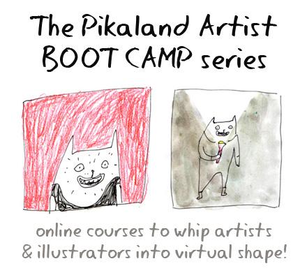 The Pikaland Bootcamp series!