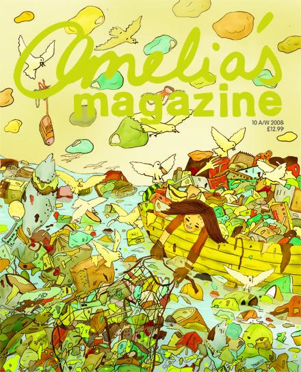Issue 10 of Amelia's Magazine