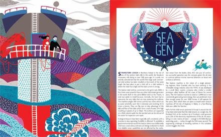 Sea Gen by Karolin Schnoor