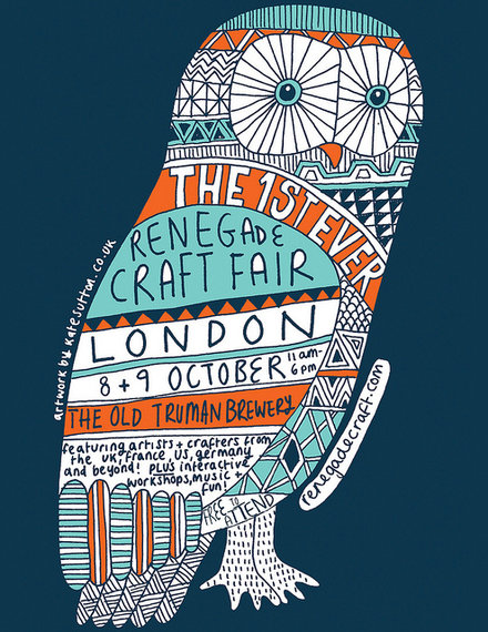 Renegade Craft Fair: London