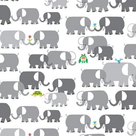 Cloud9 fabrics: Ed Emberley