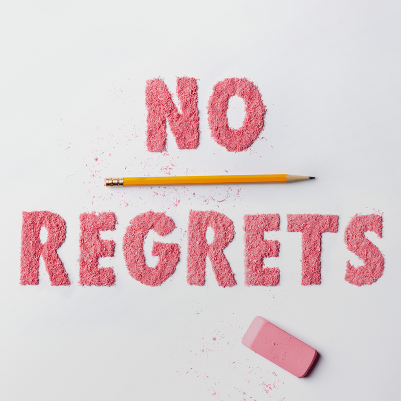No regrets by W+K 12