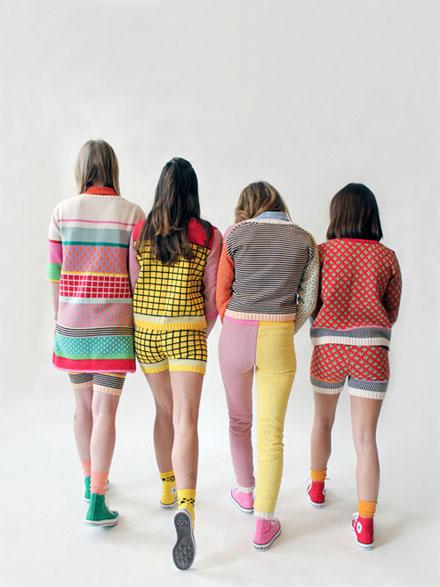 Allknitwear from Annie Larson