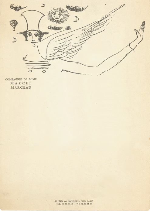 Marcel Marceau, 1994
