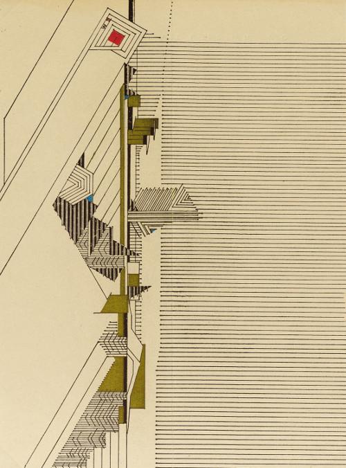Frank Lloyd Wright, 1946