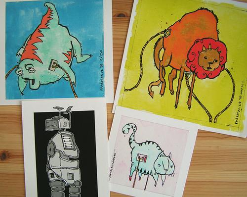 Brian Patenaude's prints!