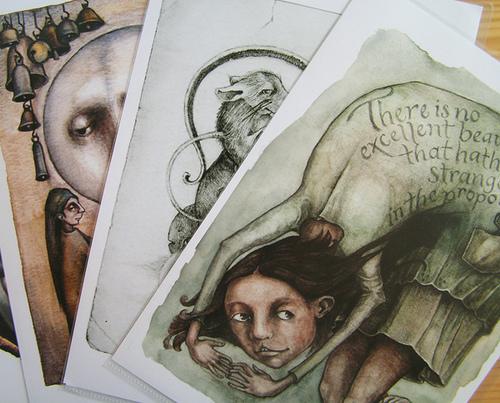 Rima Staines' prints