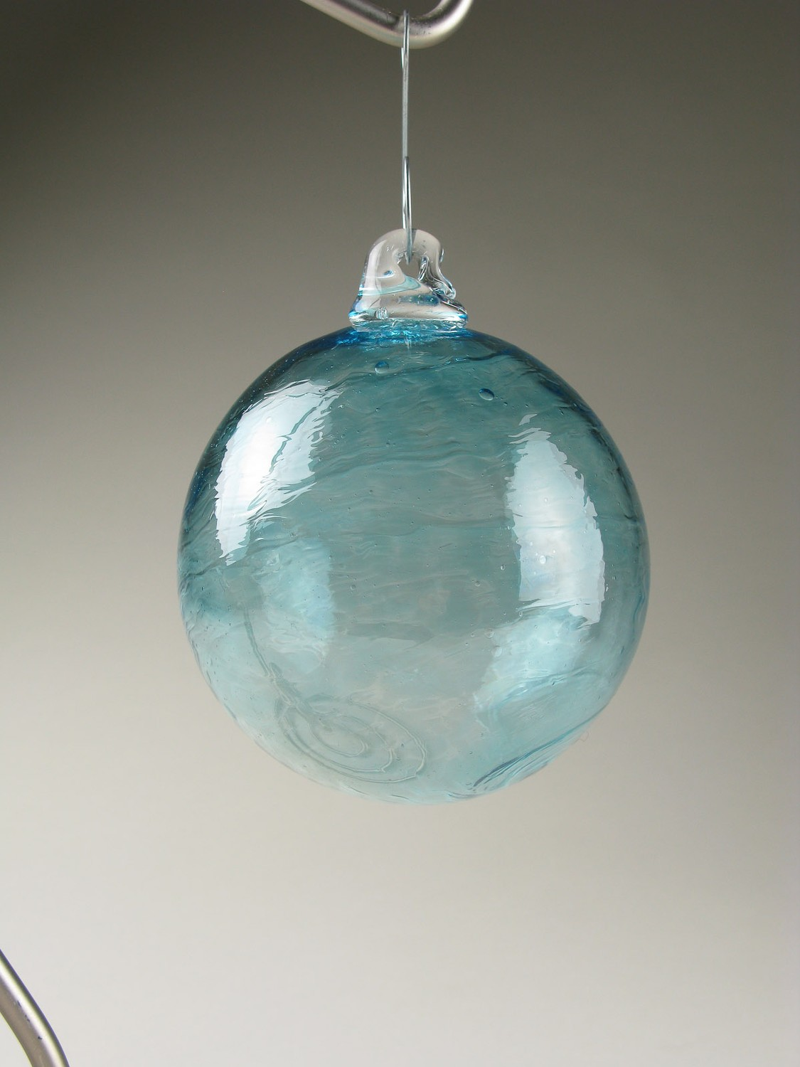 Handmade glass christmas ornaments - As Christmas Nears I Ve Become Obsessed With Vintage And Handmade Christmas Ornaments A Quick Search On Etsy Pulled Up Some Terrific Finds
