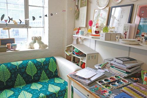 Donna Wilson's office