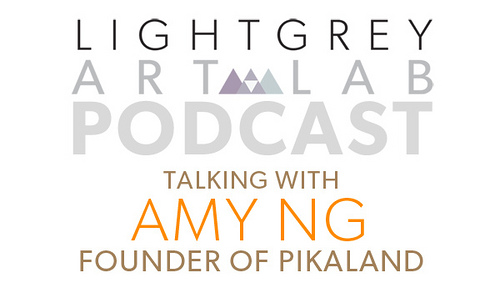 A podcast with Amy Ng