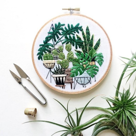 Sarah_K_Benning_Contemporary_Embroidery_Plants_And_Foliage_9-700x700