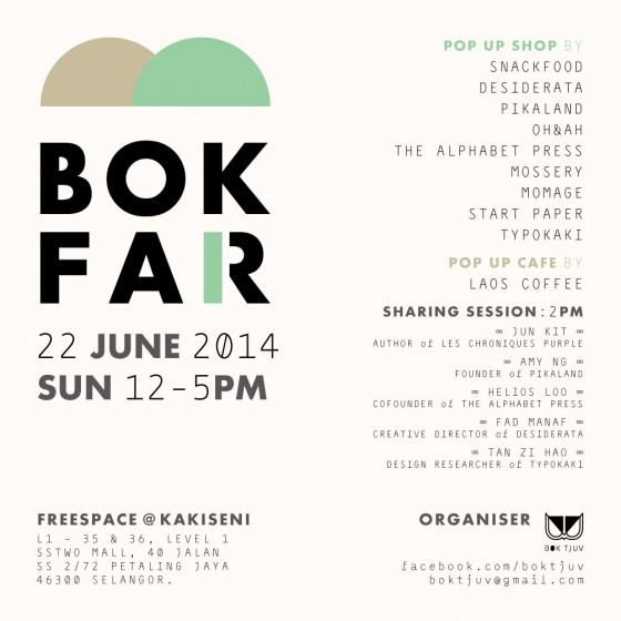 Bok Fair 2014!